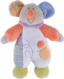 Trisyton Tris/&Ton Peluche musical 13 cm osito infantil beb/é ni/ño ni/ña oso peluche suave felpa modelo Musical Gordi Rosa