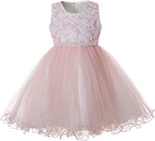 ed61acd0b Amazon.es: Vestidos Con Tul Bordado - Envío internacional elegible ...