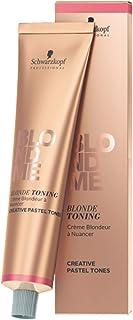 Schwarzkopf Professional BlondMe Additivo Tóner Rubio Hielo 1 unidad (1 x 60 ml)