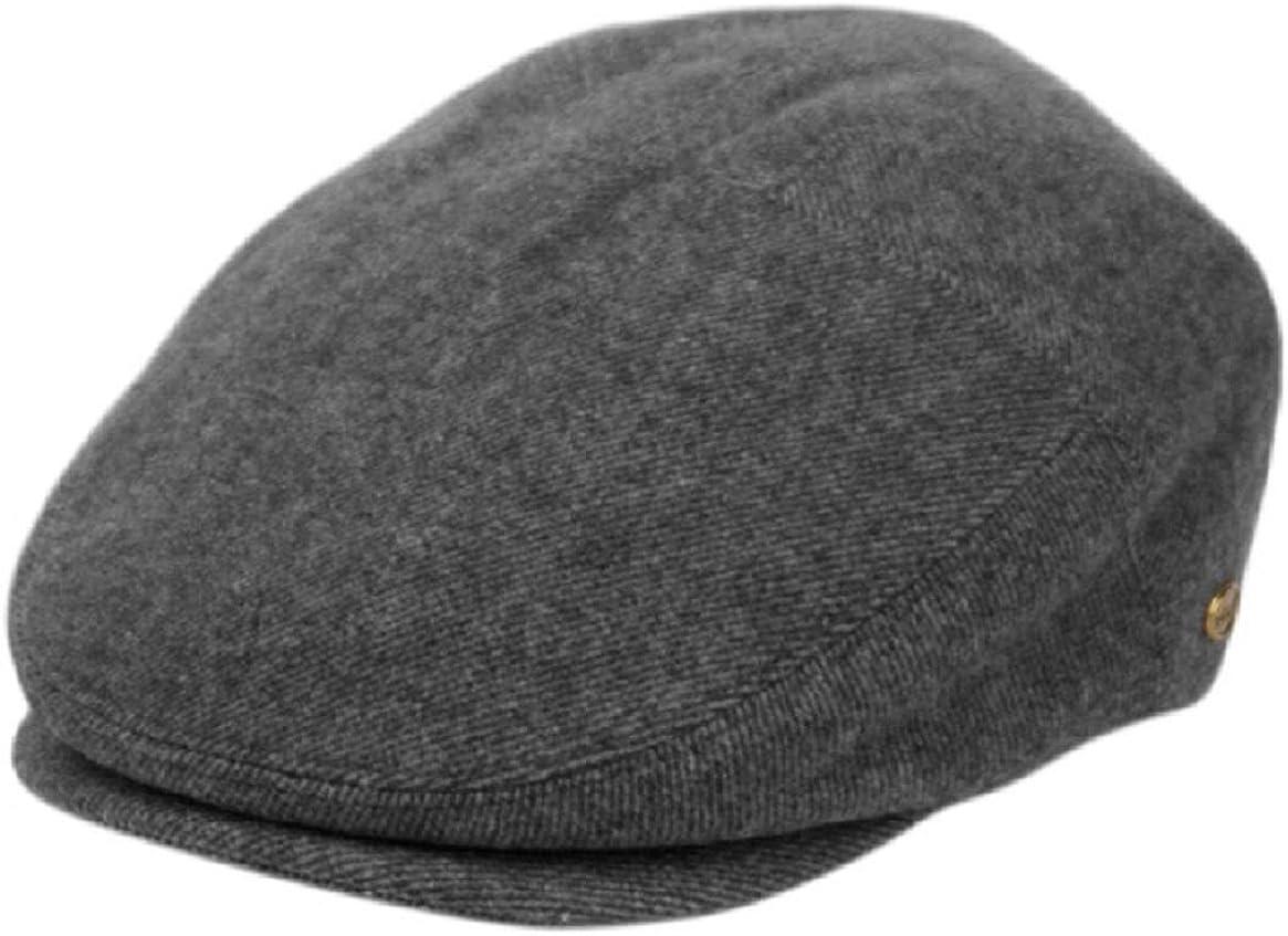 Men's specialty shop Premium Tweed Wool Hat Ivy Limited time trial price Newsboy