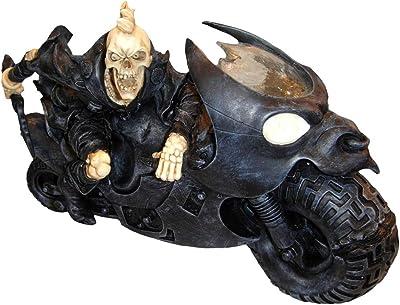 Nemesis Now Road Warrior 29cm, Resin, Black