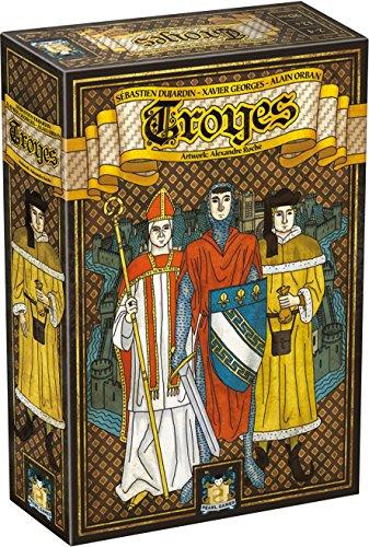 Asmodee - PGTROY01ML1 - Troyes