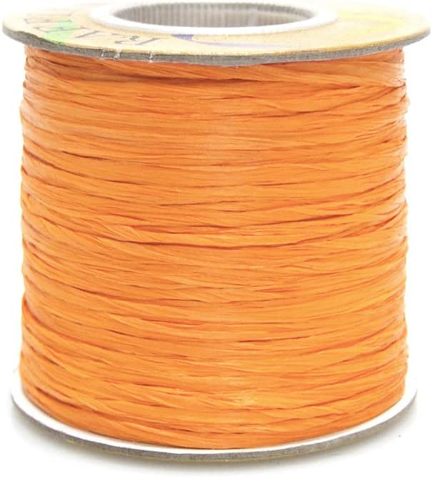 Homeford Firefly Imports Matte Raffia Yard Ribbon 100 2021new shipping free 70% OFF Outlet 4-Inch 1