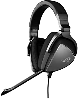 ASUS ROG DELTA CORE Gaming Headset for PC, Mac, PlayStation 4, Xbox One and Nintendo Switch with Hi-Res Audio, and Exclusi...