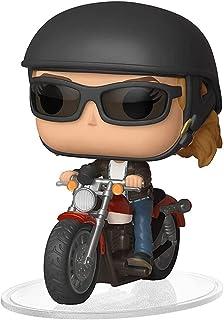 Funko POP! Ride Marvel: Capitán Marvel – Carol Danvers en motocicleta
