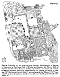 The Poster Corp Iran: Plan of Persepolis. Kunstdruck (60,96