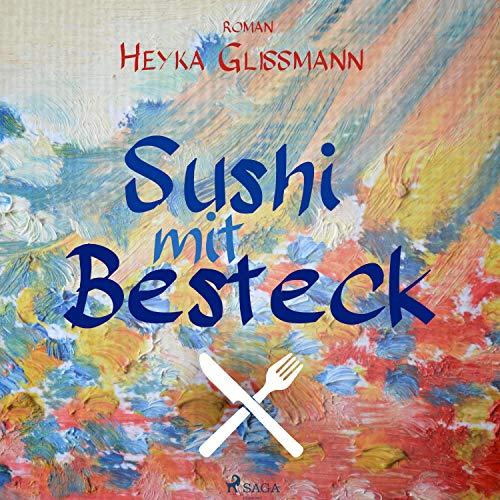Sushi mit Besteck Titelbild