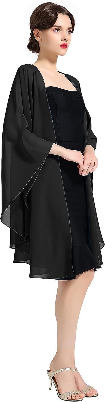 Shawl service Wrap Chiffon Scarf For Women Wedding Stole Dresses Evening Genuine