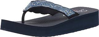 Skechers Cali Women's Vinyasa-Happy Pearl Flip-Flop