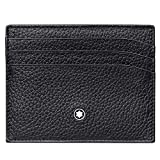 Mont Blanc 113309 Masterpiece Soft Grain Wallet 6 CC