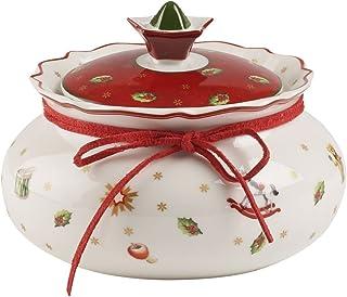 Villeroy /& Boch Toy/´s Delight Tarro de Galletas de 524 ml 17.0x17.0x15.0 cm Porcelana Multicolor