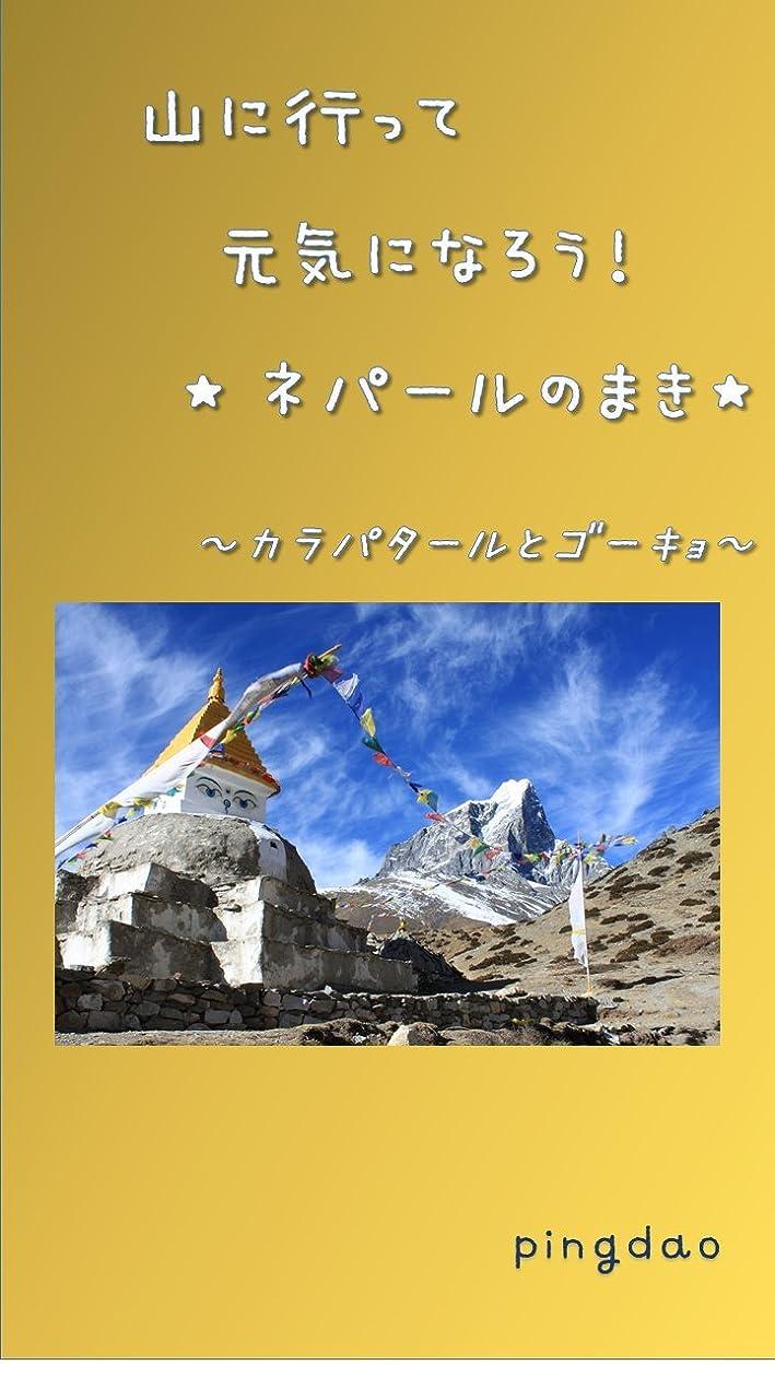 ウイルスプロット憂鬱な山に行って元気になろう! ☆ネパールのまき☆ ~カラパタールとゴーキョ~