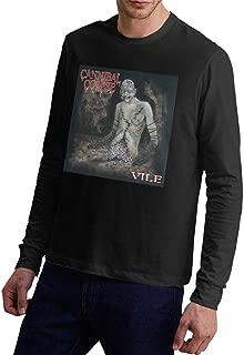 Cannibal Corpse Vile Man's Outdoor Summer Long Sleeve T-Shirt