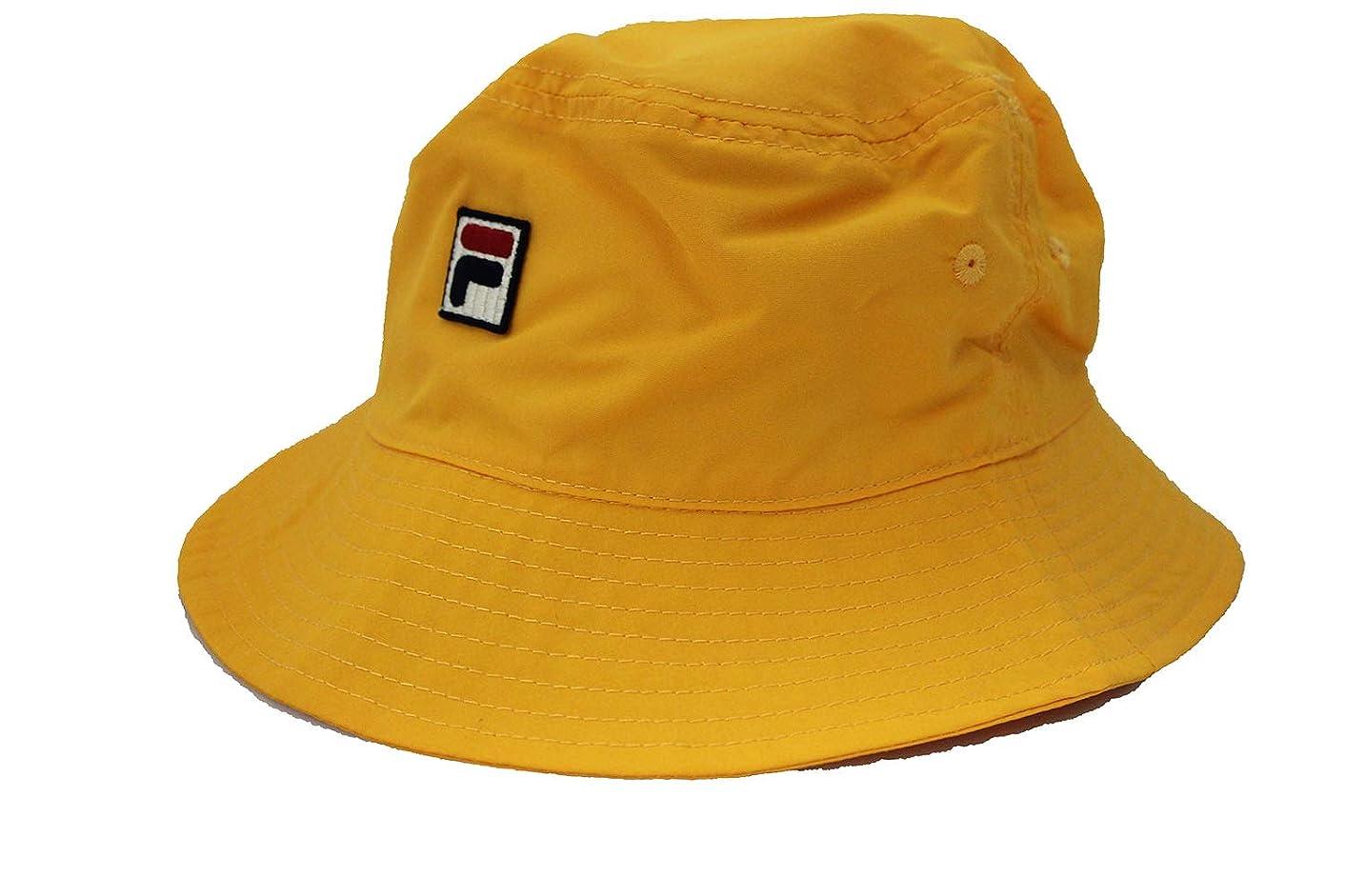 Fila Mens Heritage Nylon Bucket Hat