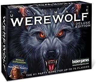 Bezier Games Ultimate Werewolf: Deluxe Edition