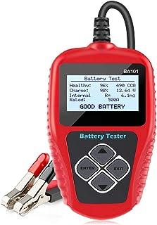 Suchergebnis Auf Für Batterie Testgerät Batterietester Für 12v Autobatterie Messgeräte Batteriewe Auto Motorrad