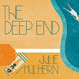 The Deep End audiobook cover art