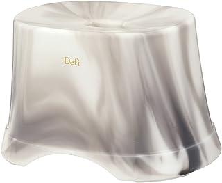 レック Defi ( デフィ ) 風呂いす 高さ21cm ( スモーク) 抗菌 B-882