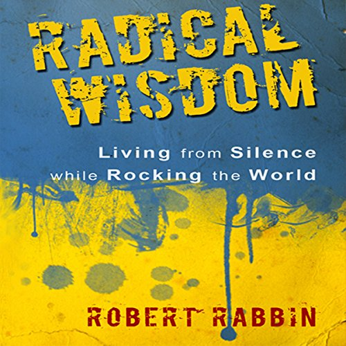Radical Wisdom audiobook cover art