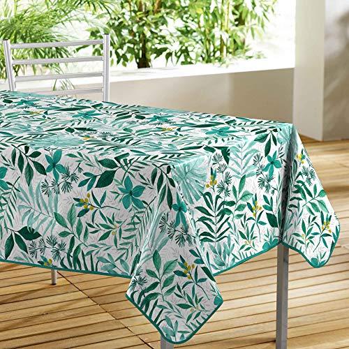 TIENDA EURASIA® Mantel Hule de Mesa - Mantel Rectangular 140 x 240 cm - Diseños Fotoimpresos Modernos - Fabricado en 100% PVC (A)