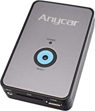 Yatour - Adaptador y manos libres Bluetooth para Audi: Chorus 2, Concert 1/2, Symphony 1/2 y Navigation Plus 1/2 (USB, SD, AUX, MP3)