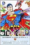 Grandes Autores de Superman: John Byrne - Superman: El hombre de acero vol. 6