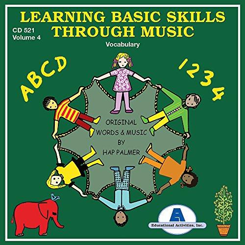 Learning Basic Skills Through Music vol. 4 Building Vocabulary