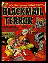 Harvey Comics Library #2: Golden Age Detective Mystery Comic - Dick Tracy Presents Sparkle Plenty In Blackmail Terror!