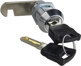 Slot Letter Box Lock File Cabinet Cupboard Locker Cilinder Lock Tong met 2 stks sleutels Strong (Size : 30mm)