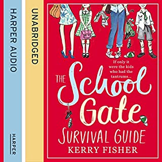 The School Gate Survival Guide cover art