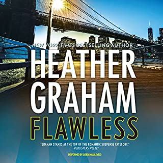 Flawless                   By:                                                                                                                                 Heather Graham                               Narrated by:                                                                                                                                 Saskia Maarleveld                      Length: 8 hrs and 39 mins     263 ratings     Overall 4.2