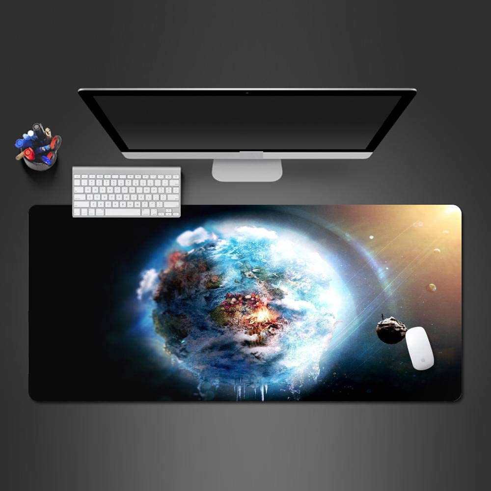 ROZEIP Large Max Sales for sale 83% OFF Gaming Mouse Map Pad Nonslip XXX Base with Extended