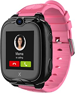 Xplora XGO 2 – Telefoon horloge voor kinderen (SIM vrij) 4G – Bellen, Berichten, School modus voor kinderen, SOS-functie, ...