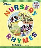 Disney Nursery Rhymes Read-Along Storybook and CD