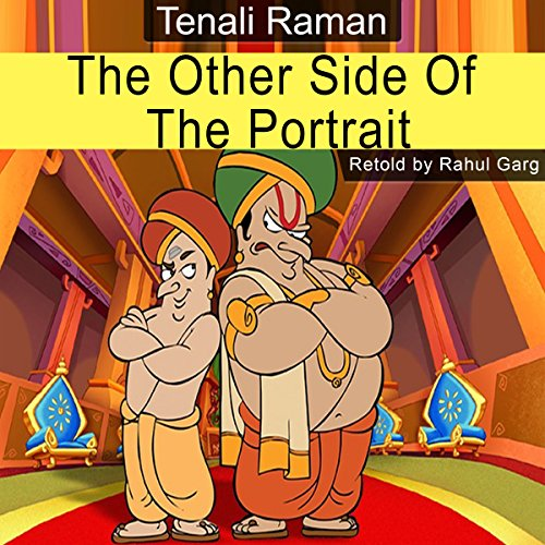 The Other Side of the Portrait audiobook cover art