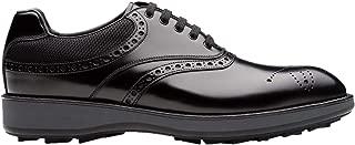 Prada Men's Wingtip Brogue Oxfords, Nero (Black)