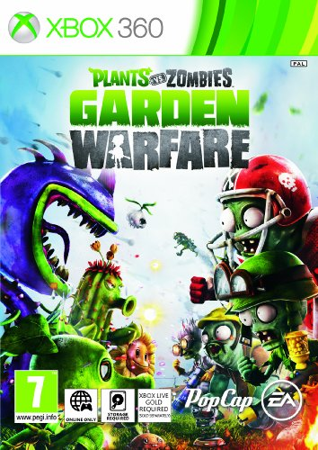 Electronic Arts Plants vs. Zombies: Garden Warfare, Xbox 360 - Juego (Xbox 360, Xbox 360, Soporte físico, Shooter, PopCap Games, E10 + (Everyone 10 +))