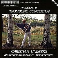 Romantic Trombone Concertos by Christian Lindberg (1993-03-09)