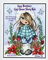Lacy Sunshine's Rory's Seasons Coloring Book: Rory Sweet Urchin Celebrates Winter Spring Summer Fall Coloring All Ages (Lacy Sunshine's Coloring Books)