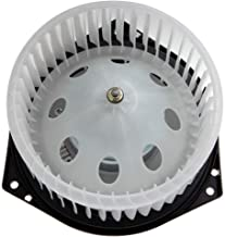 TUPARTS AC Conditioning Heater Blower Motor With Fan HVAC Motors Fit For Infiniti, Nissan