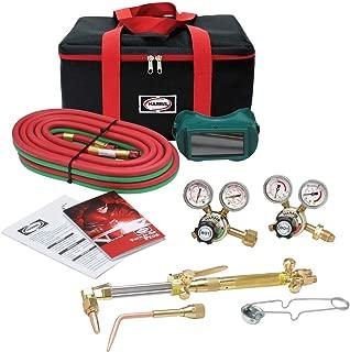 Harris Ironworker 510 DLX Oxygen Acetylene Torch Kit 4400366