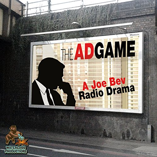 The Ad Game audiobook cover art