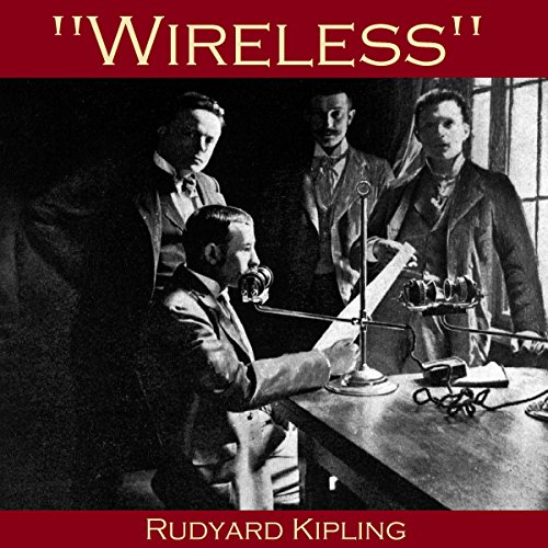 Wireless audiobook cover art