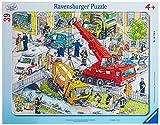 Ravensburger 06768 Primo soccorso- Puzzle incorniciato da 39 pezzi...