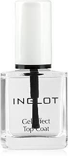 Inglot Gel Effect Top Coat - 17 - Clear
