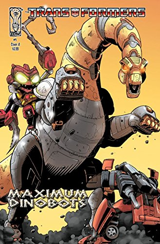 Transformers: Maximum Dinobots #4 (English Edition)