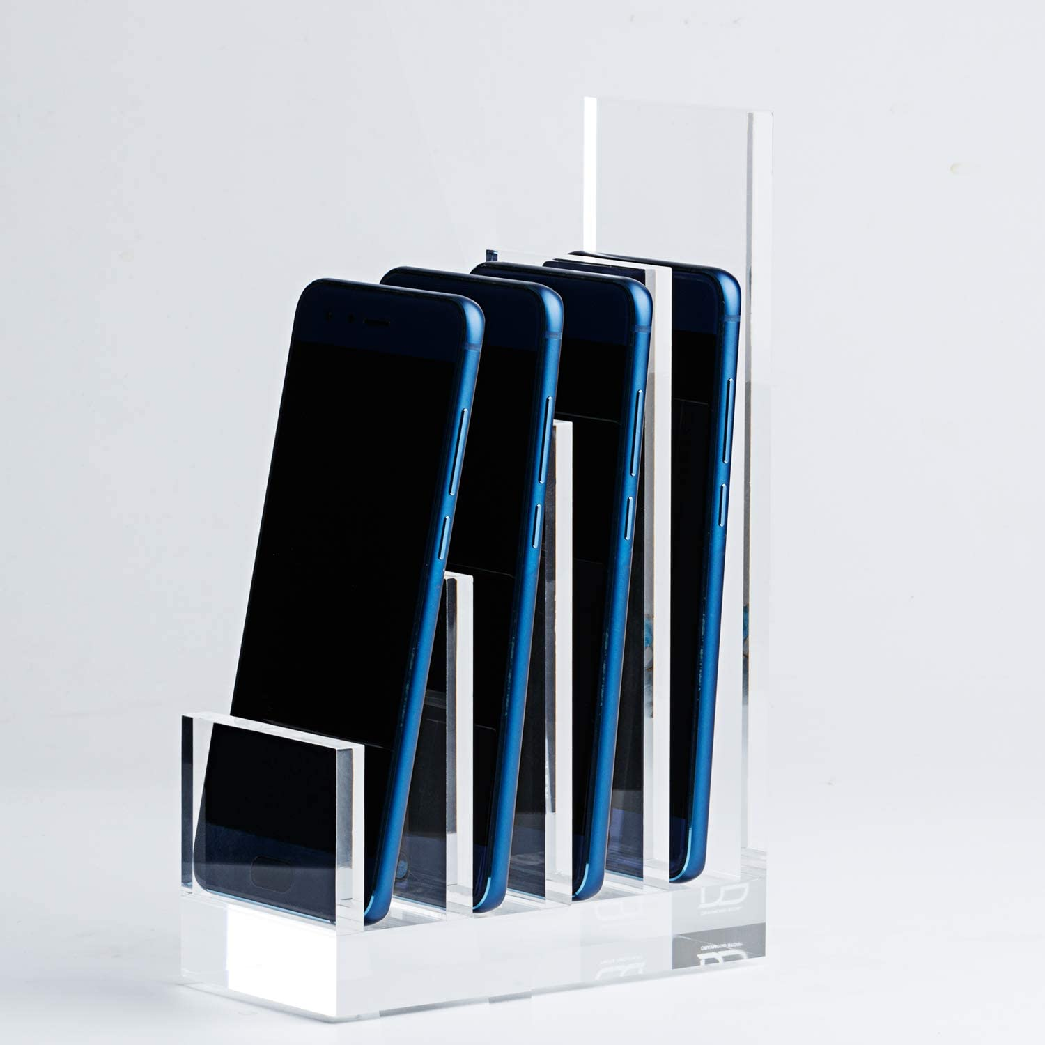 Acrylic Clear Vertical File Organizer 13 New York Mall Compa 4 35% OFF Slot 16