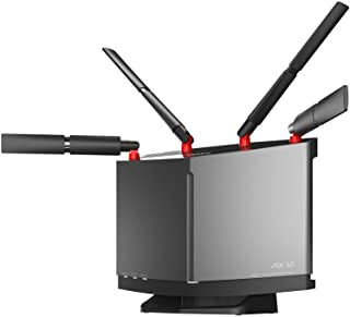 バッファロー WiFi ルーター無線LAN 最新規格 Wi-Fi6 11ax / 11ac AX6000 4803+1147Mbps 日本メーカー 【iPhone12/11/iPhone SE(第二世代)メーカー動作確認済み】WXR-6000A...