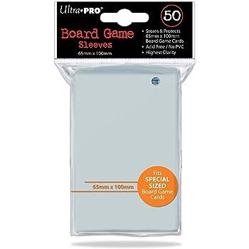 Orange Ultra Pro Standard Card Sleeves 50PK