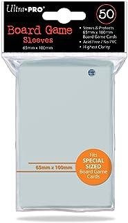 Ultra Pro- Fundas para Cartas, Color Transparente (E-82660)